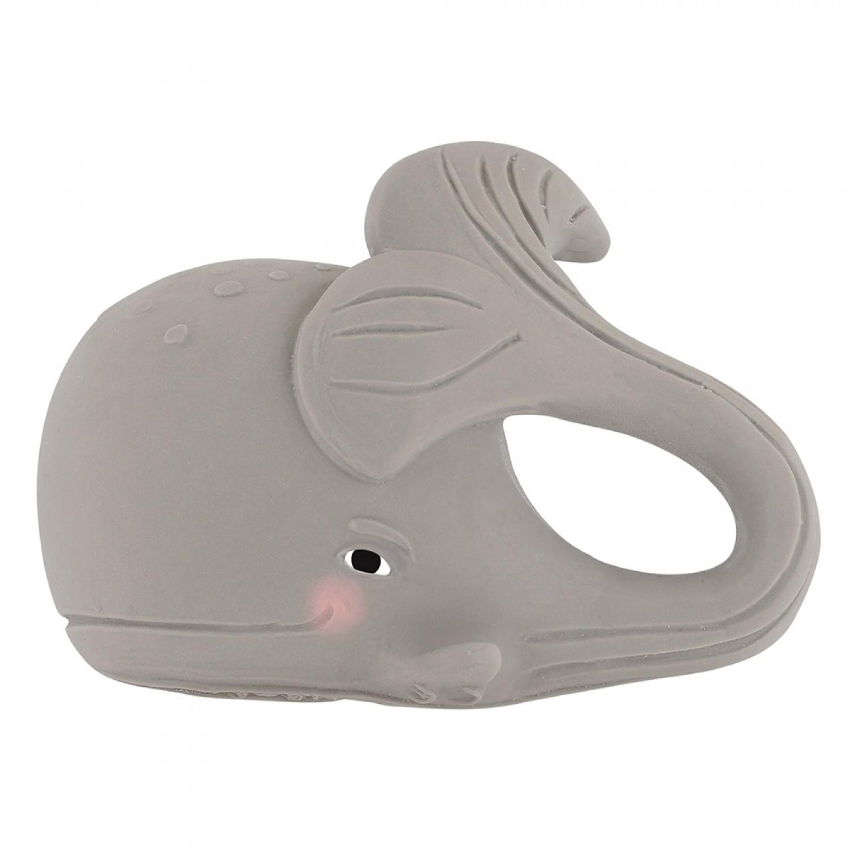 Gorm, der Wal Beißring & Badespielzeug Naturkautschuk | Hevea