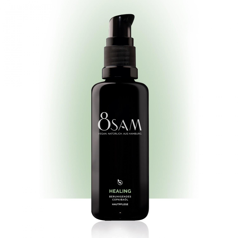 Copaibaöl für Gesicht & Körper von 8SAM Naturkosmetik