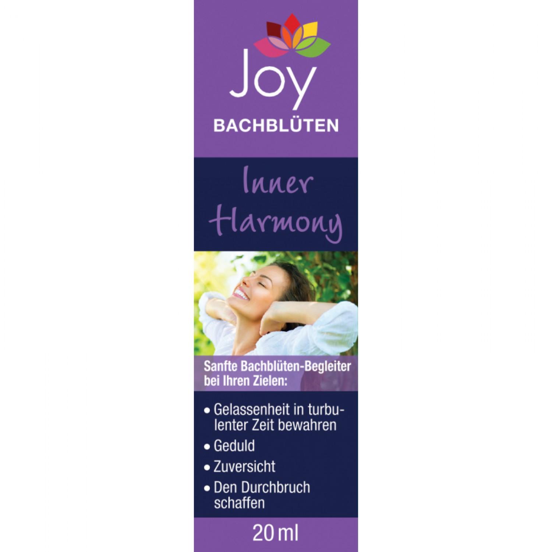 Joy Bachblüten Inner Harmony | Bilona