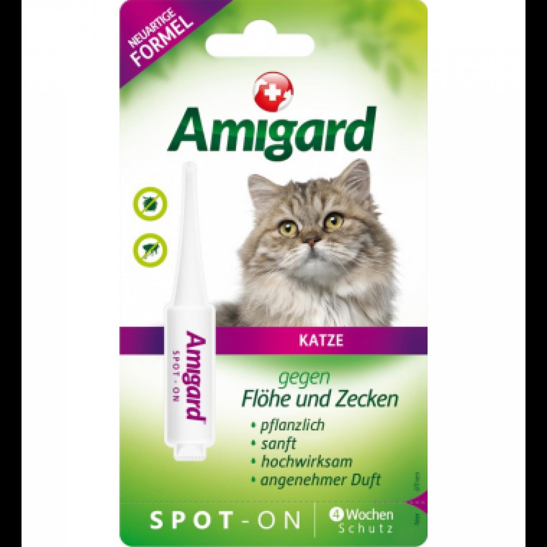 Amigard Spot-on für Katzen