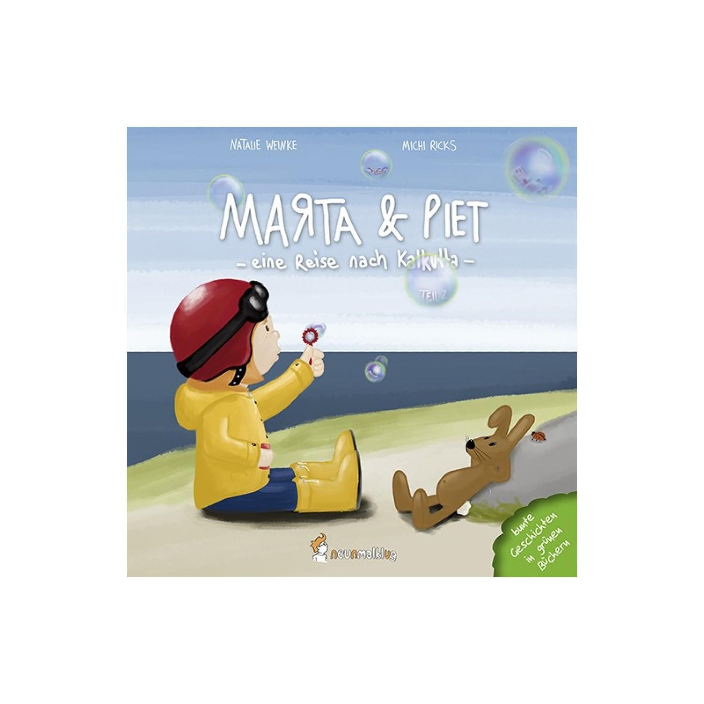Marta & Piet eine Reise nach Kalkutta II