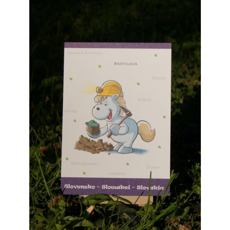 Postkarte - Weltreise - Slowakei