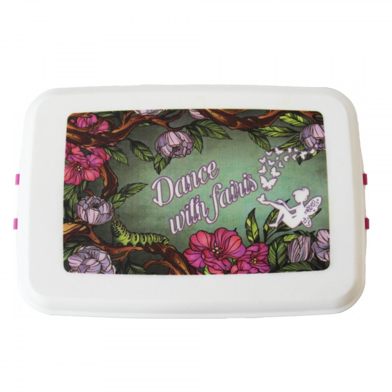 """Biodora Lunchbox aus Biokunststoff - Modell """"Fee"""""""