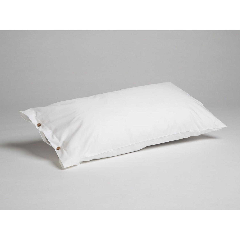 Kissenbezug Perkal 300tc Pure White