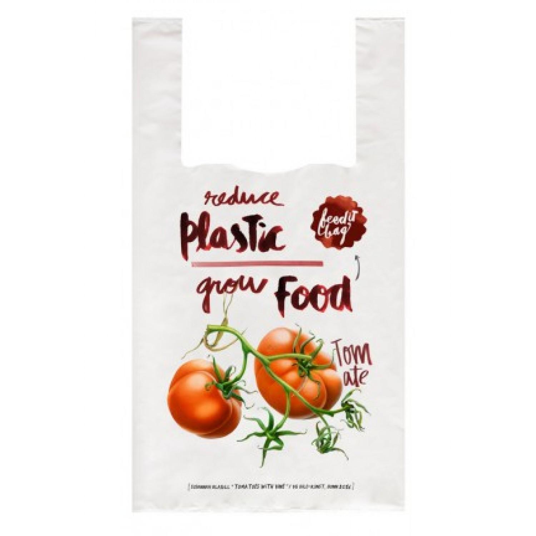 NANA - das nachwachsende NaKu-Sackerl (Tomate)