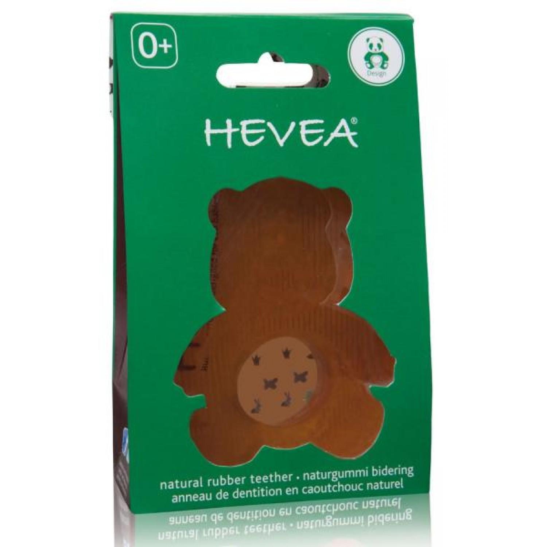 Hevea PANDA – Beissring aus Naturkautschuk