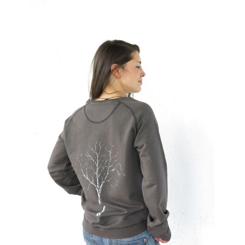 Sweatshirt – Vintage-Pullover - Weltenbirke | Diamond Army