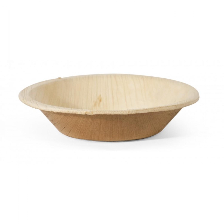 Recycelbare Palmblatt-Schüssel Bowl S