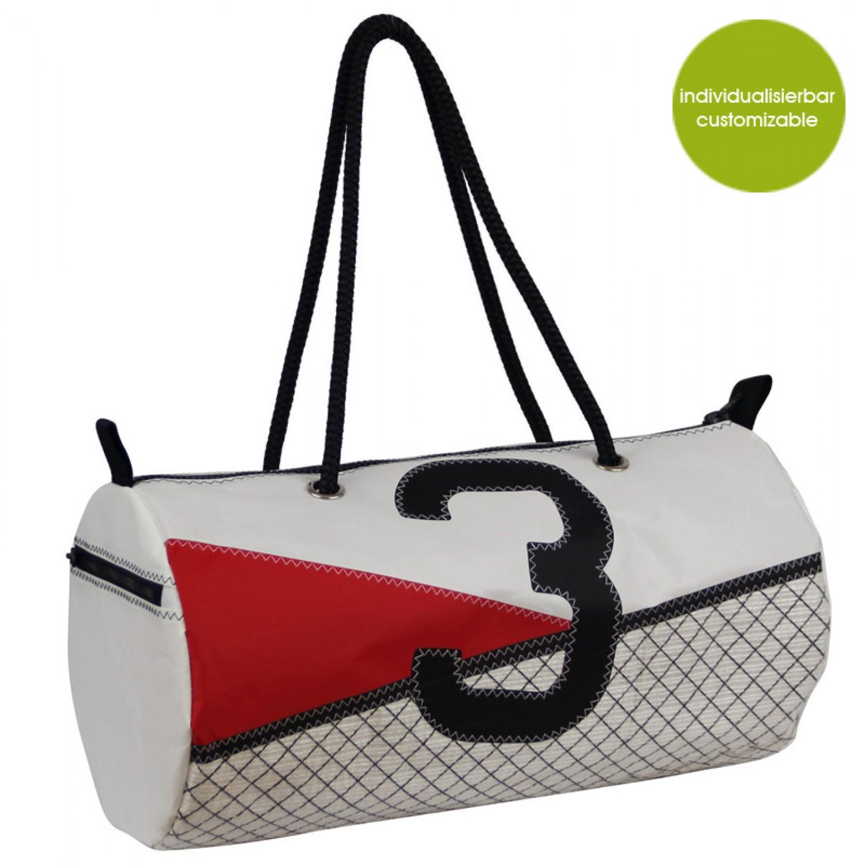 3 in 1 Tasche: Sport-, Reise- & Strandtasche »Sail Boat 3«