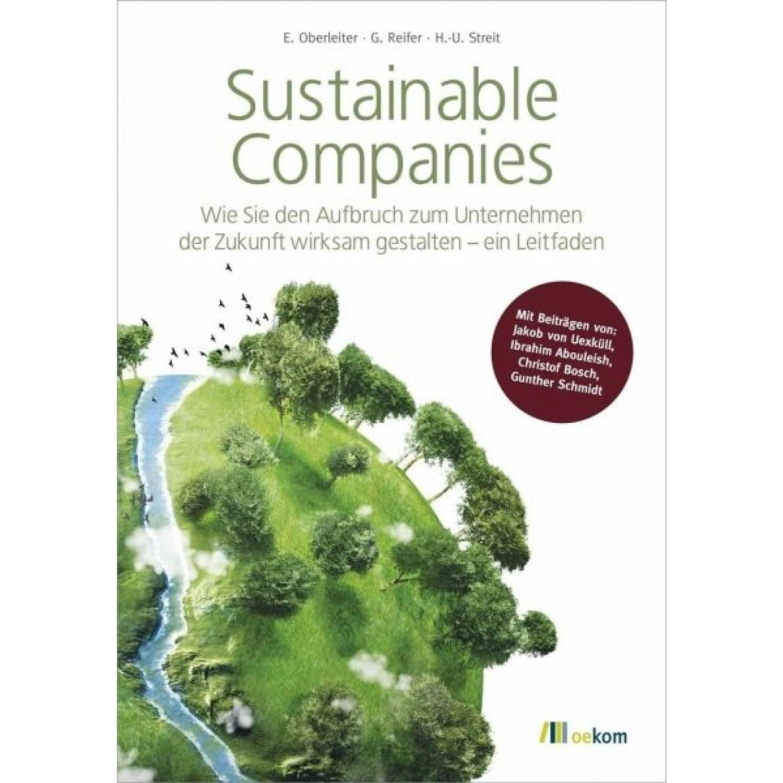 Sustainable Companies – Nachhaltigkeit in Unternehmen   oekom