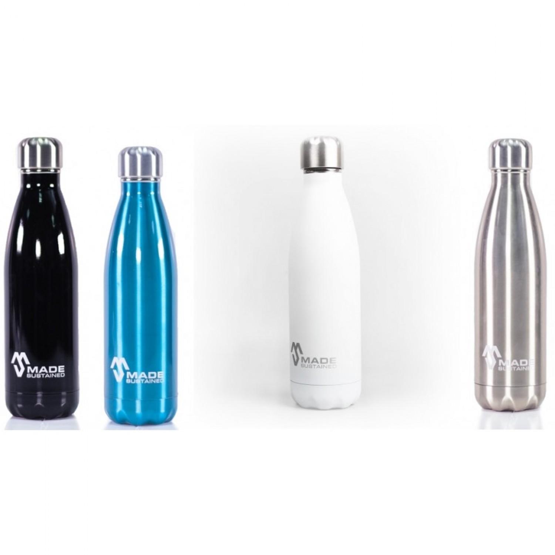 Edelstahlflasche – Made Sustained Knight Bottle