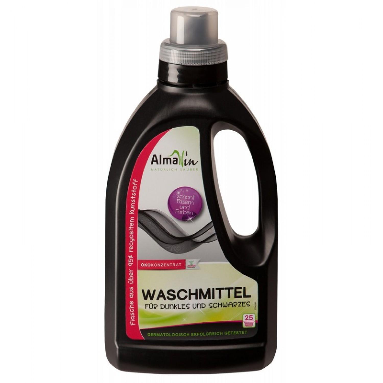 Öko Waschmittel für dunkle Wäsche - vegan » AlmaWin