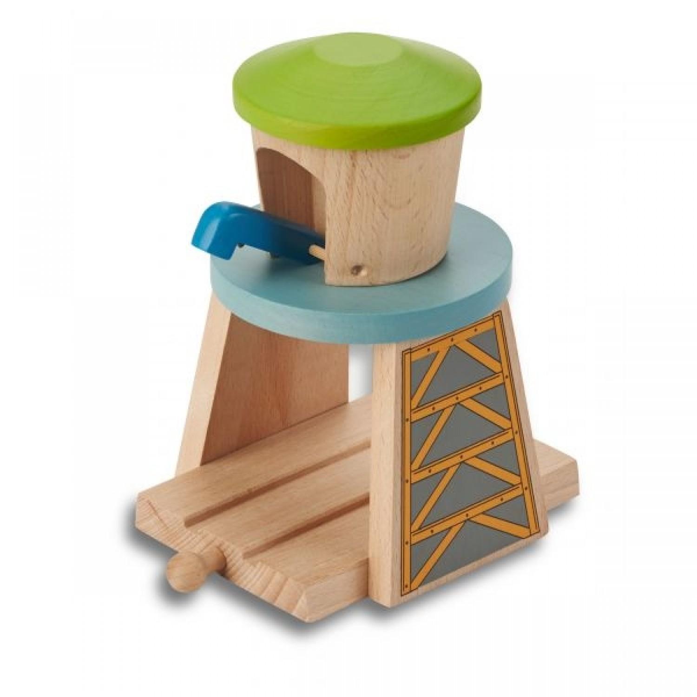 EverEarth Wasserturm aus FSC Holz – Öko Holzspielzeug