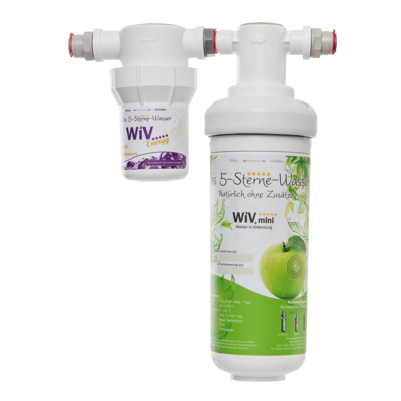 WiV® mini und WiV® Energy – 2teilig | BBB Wasserprofis | Greenpicks