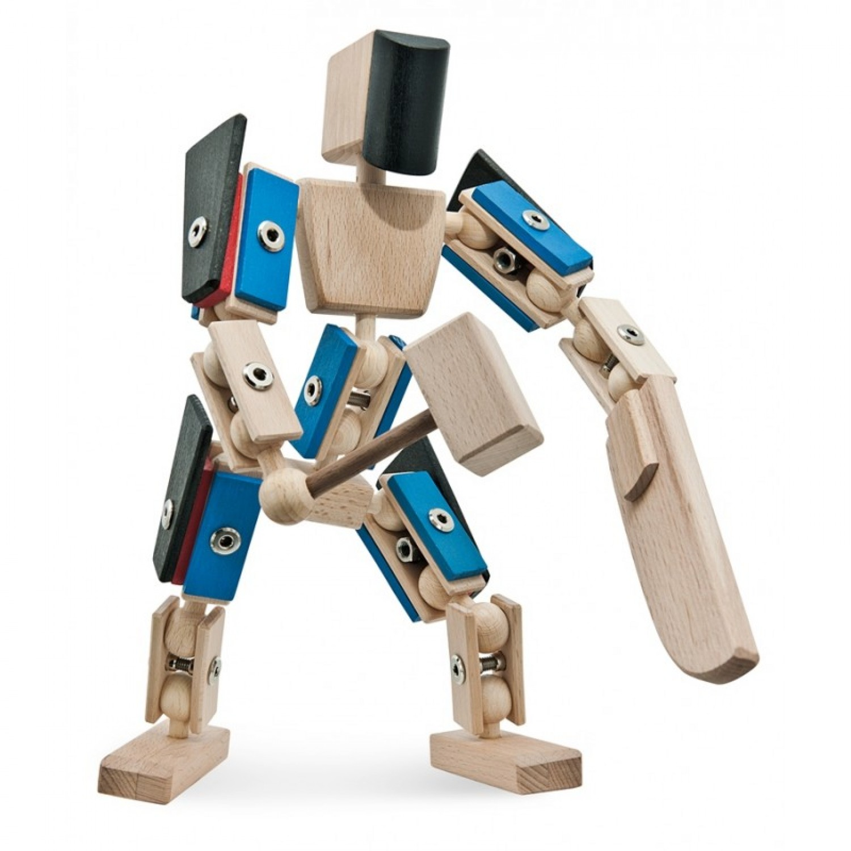 Helden aus Holz: Zaphiron – FSC Holzspielzeug