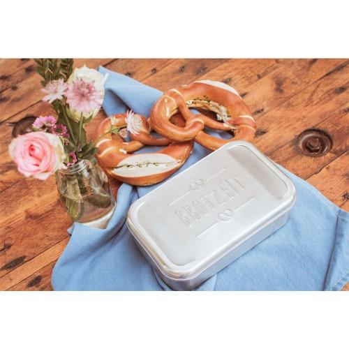 Premium Edelstahl Lunchbox Brotzeit » Tindobo