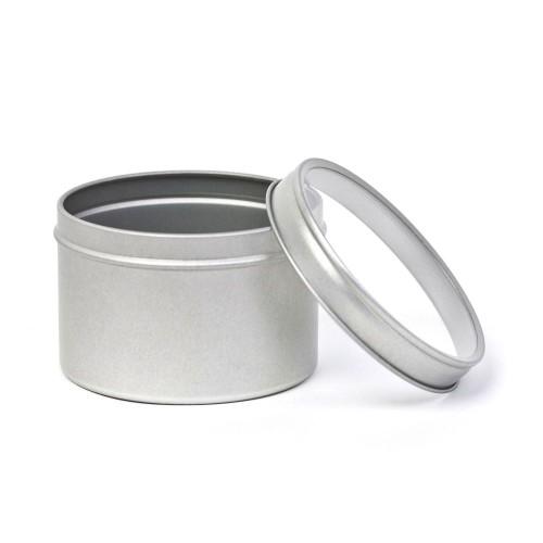 Kräuterdose mit Klarsichtdeckel, 200 ml » Tindobo