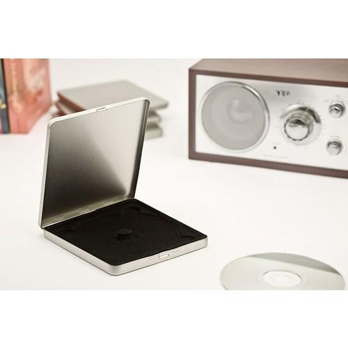 Nachhaltige CD/DVD/Blu ray Box aus Weißblech » Tindobo