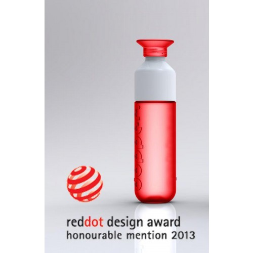 red dot award Dopper Design Wasserflasche