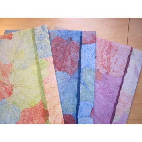Öko Dokumentenmappe / Hochzeitsmappe | Sundara Paper Art