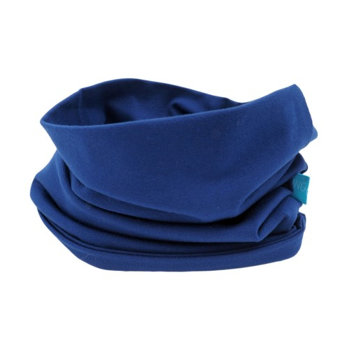 Unisex Bio Loop Uni royal blau | bingabonga