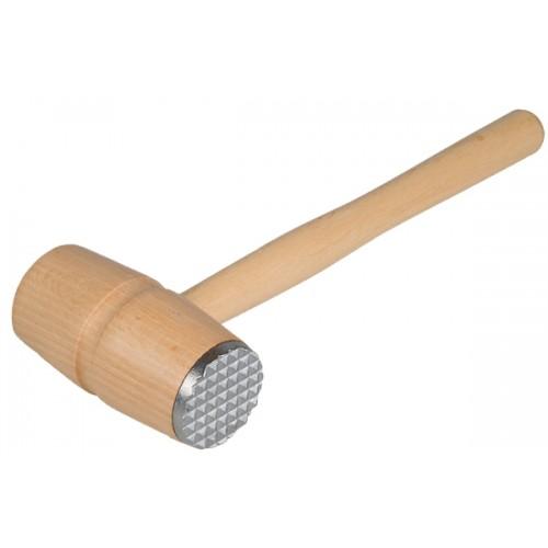 Fleischklopfer – Fleischhammer – Bio Buchenholz