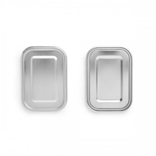 Ersatzdeckel Edelstahl für mehr-grün Brotdosen
