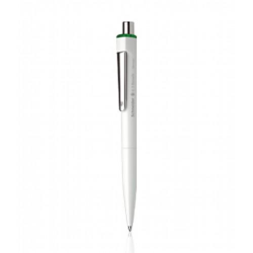 Öko Kugelschreiber Schreibfarbe grün | Schneider
