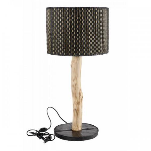 Upcycling Lampe Stick