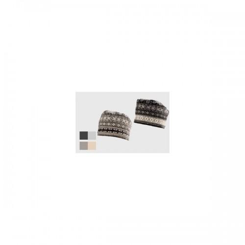Rund-Mütze Kristall | Merino-Schurwolle kbT