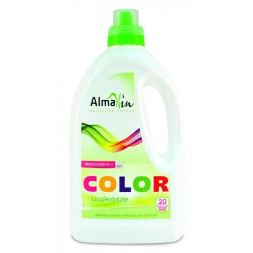 Veganes Öko Colorwaschmittel flüssig | AlmaWin