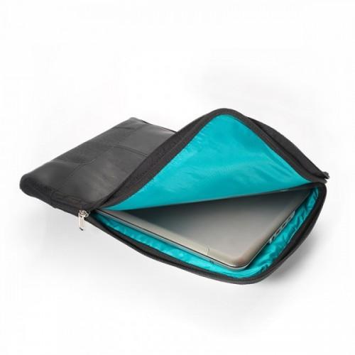 Laptop Hülle | Notebook Sleeve aus Recycling Fahrradschlauch