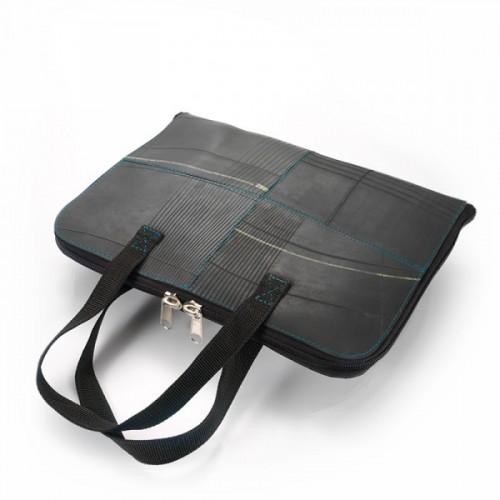 Armi L | Upcycling Laptop Tasche | Notebook Tasche