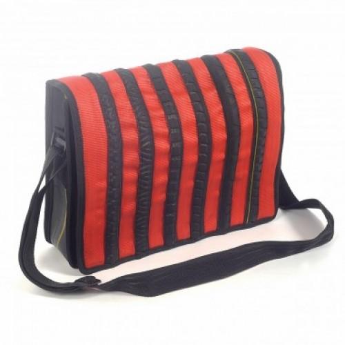Messenger Bag | Umhängetasche aus Fahrradreifen