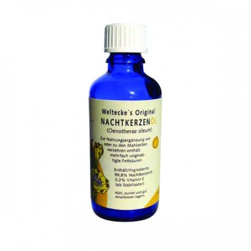 Bio-Nachtkerzenöl | Weltecke