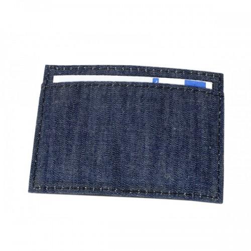 Upcycling Kreditkartenetui aus Jeans
