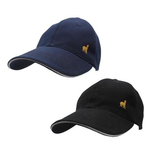 AlpacaOne Baseball Cap Indiana OEKO-TEX® Baumwolle