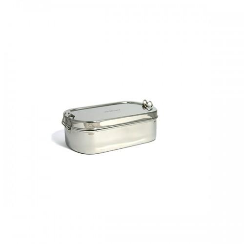 Goodies Box: 1,7 Liter Lunchbox aus Edelstahl | Ecobrotbox
