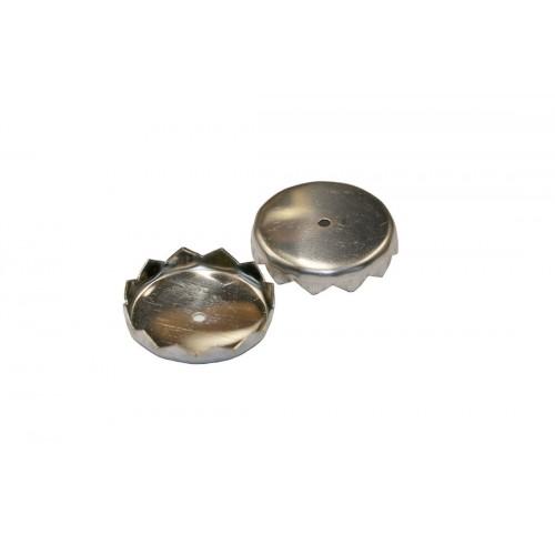 Ersatzplättchen für magnetischen Seifenhalter | Olivenholz erleben