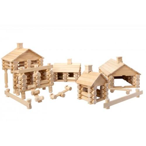 VARIS Baukasten 222 – Holzspielzeug