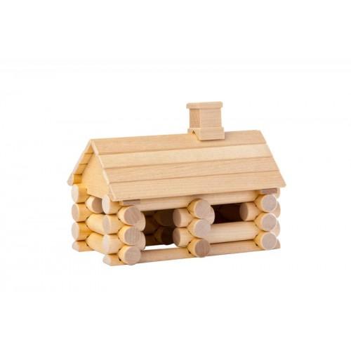 VARIS Souvenir 35 – Holzbaukasten Holzhaus