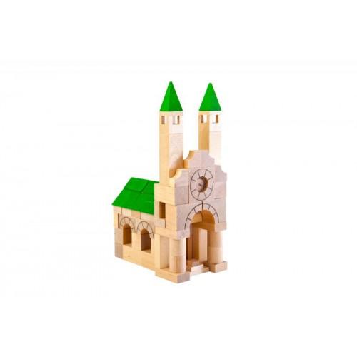 VARIS Architekt 87 – Holzbaukasten