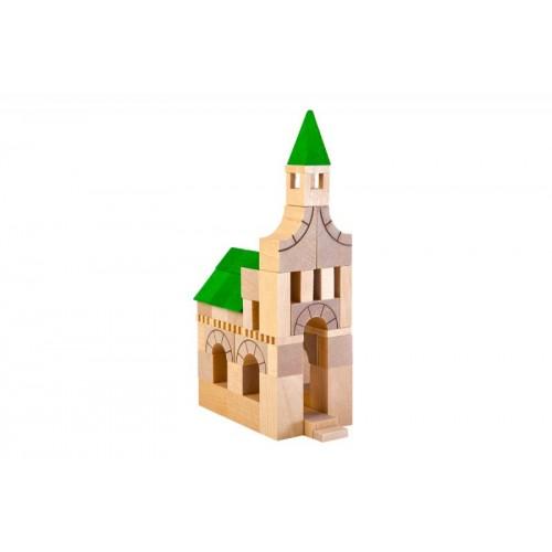 VARIS Architekt 63 Holz-Baukasten