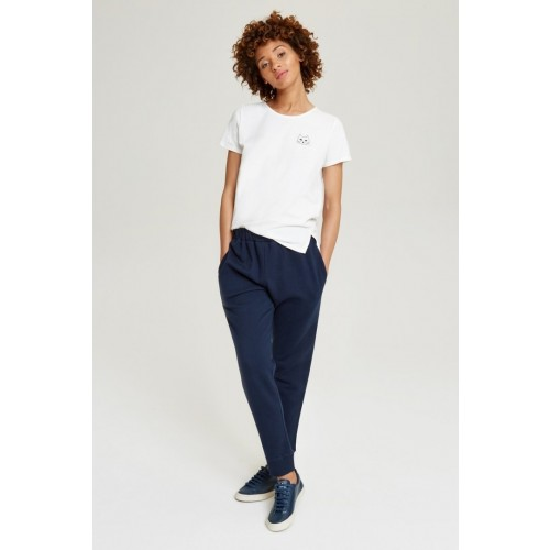 Abbey Fleece Trousers – Damen Jogginghose | People Tree