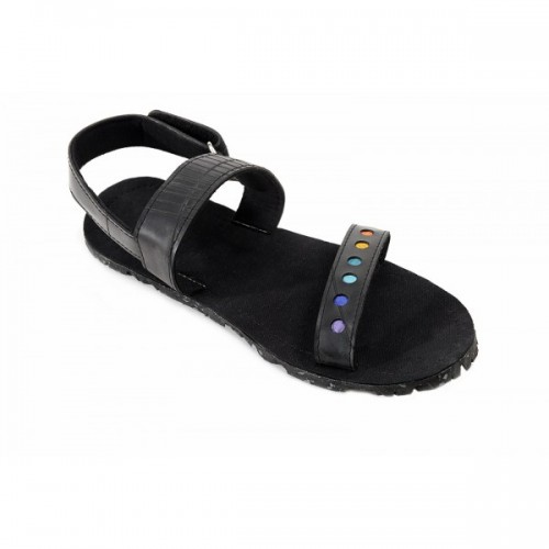 Herren Sandalen aus Autoreifen | Recycling Schuhe