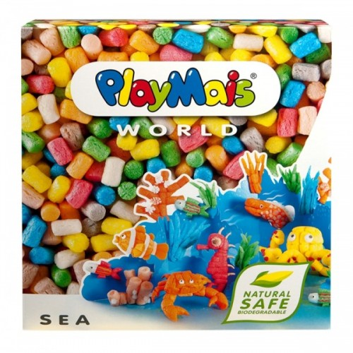PlayMais WORLD Sea – Mais Spielzeug