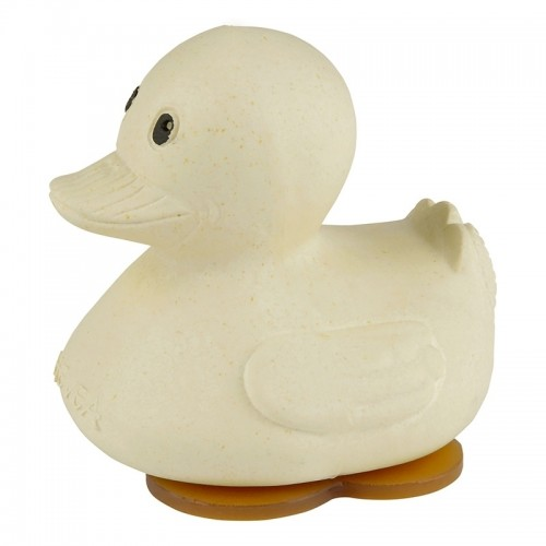 Upcycled Badespielzeug Ente Hevea Squeeze'N'Splash