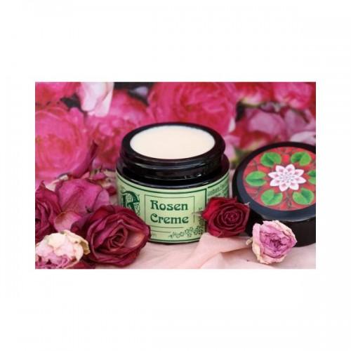 Bio-zertifizierte Rosencreme | Maienfelser