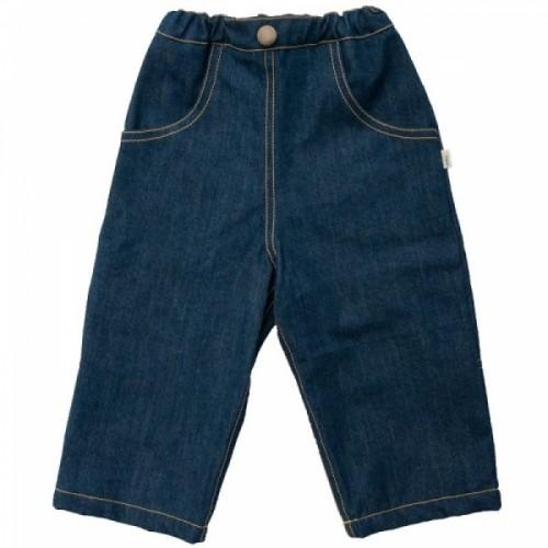 Öko Baby Jeans aus Bio Baumwolle | Popolino iobio