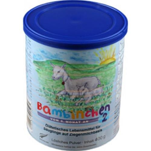 Bambinchen 2 Säuglingsnahrung (ab 6. Monat) | Golden Goat
